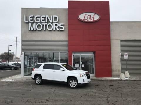 2014 GMC Terrain for sale at Legend Motors of Detroit - Legend Motors of Ferndale in Ferndale MI