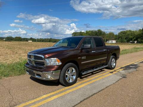 2015 RAM Ram Pickup 1500 for sale at Tennessee Valley Wholesale Autos LLC in Huntsville AL