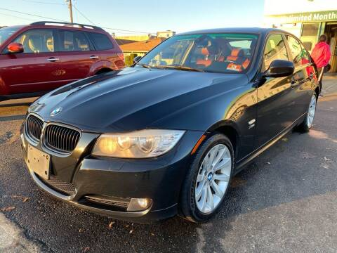 2011 BMW 3 Series for sale at MFT Auction in Lodi NJ