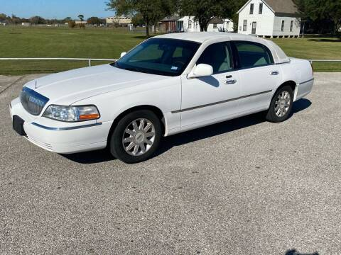 2006 Lincoln Town Car for sale at M A Affordable Motors in Baytown TX