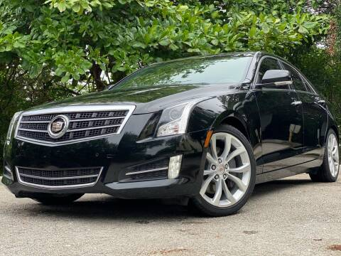 2014 Cadillac ATS for sale at HIGH PERFORMANCE MOTORS in Hollywood FL