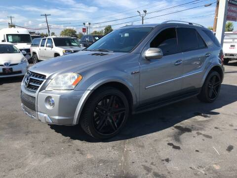 2010 Mercedes-Benz M-Class for sale at KAP Auto Sales in Morrisville PA