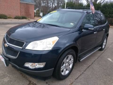 2011 Chevrolet Traverse for sale at Hilton Motors Inc. in Newport News VA