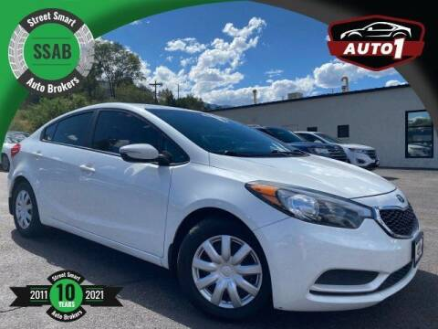 2015 Kia Forte for sale at Street Smart Auto Brokers in Colorado Springs CO