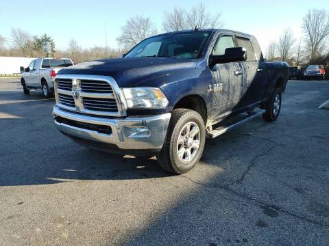 2015 RAM Ram Pickup 2500 for sale at Cruisin' Auto Sales in Madison IN