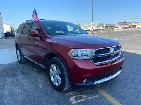 2013 Dodge Durango for sale at CAR SPOT INC in Philadelphia PA