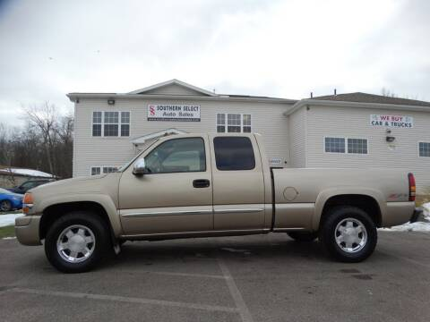 2007 GMC Sierra 1500 Classic for sale at SOUTHERN SELECT AUTO SALES in Medina OH