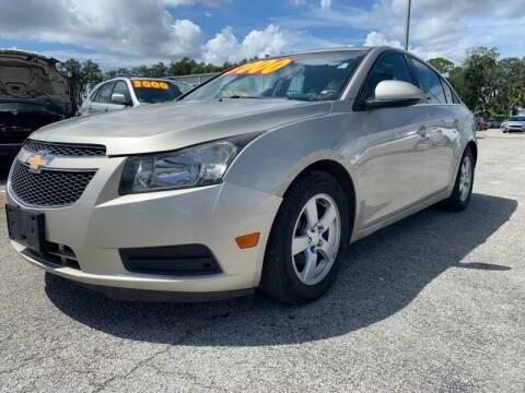 2014 Chevrolet Cruze for sale at JacksonvilleMotorMall.com in Jacksonville FL