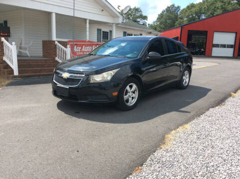 2011 Chevrolet Cruze for sale at Ace Auto Sales - $1600 DOWN PAYMENTS in Fyffe AL