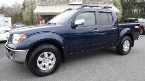 2007 Nissan Frontier for sale at Driven Pre-Owned in Lenoir NC