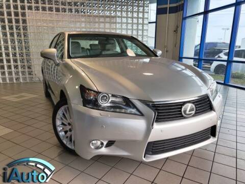 2013 Lexus GS 350 for sale at iAuto in Cincinnati OH