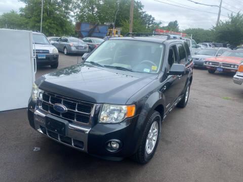 2008 Ford Escape Hybrid for sale at Vuolo Auto Sales in North Haven CT