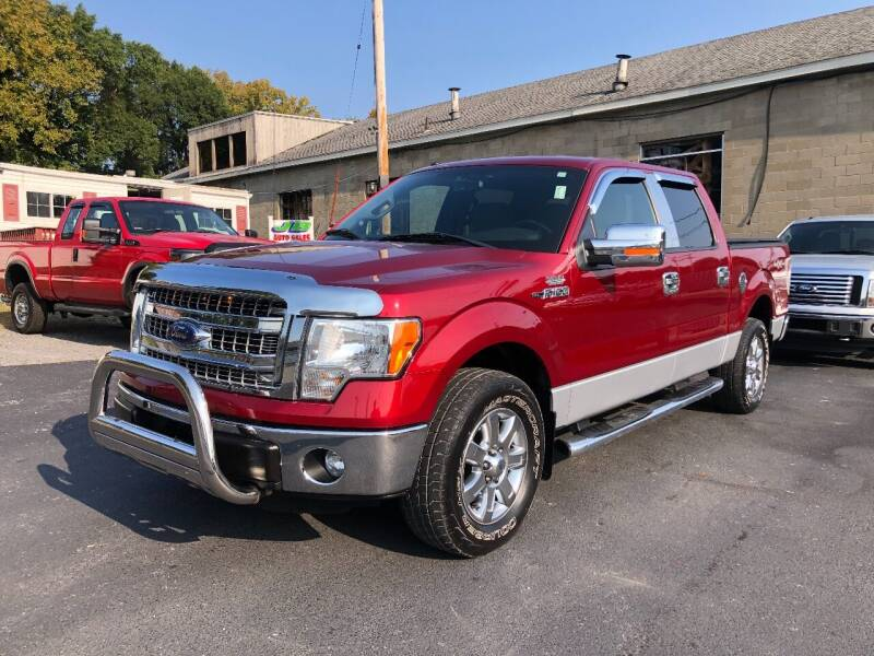 2014 Ford F-150 for sale at JB Auto Sales in Schenectady NY