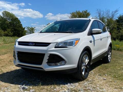 2015 Ford Escape for sale at TINKER MOTOR COMPANY in Indianola OK