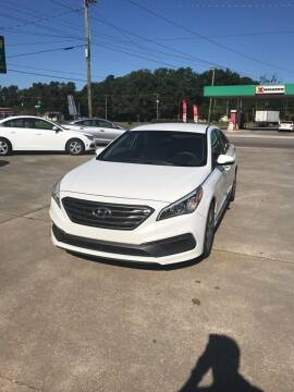 2016 Hyundai Sonata for sale at Safeway Motors Sales in Laurinburg NC