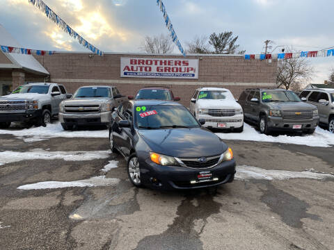 2009 Subaru Impreza for sale at Brothers Auto Group in Youngstown OH
