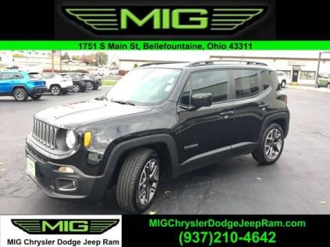 2015 Jeep Renegade for sale at MIG Chrysler Dodge Jeep Ram in Bellefontaine OH