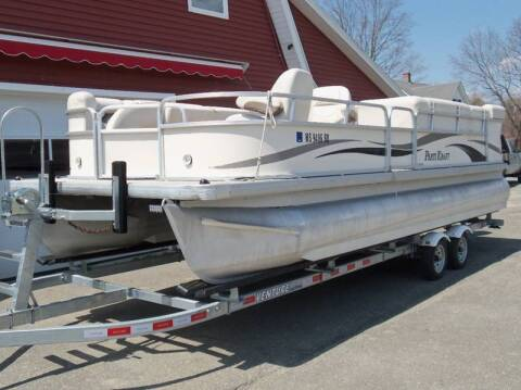 2008 Godfrey Pontoon for sale at Red Barn Motors, Inc. in Ludlow MA