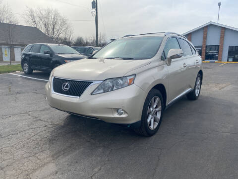 2011 Lexus RX 350 for sale at Royal Auto Inc. in Columbus OH