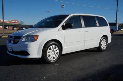 2014 Dodge Grand Caravan for sale at Certified Auto Center in Tulsa OK