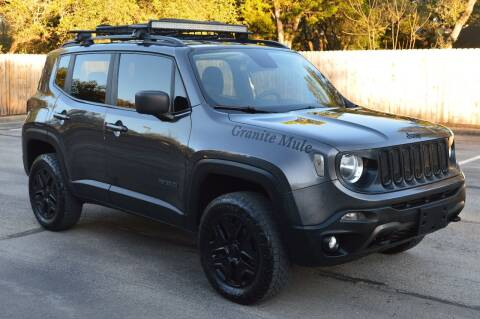 2018 Jeep Renegade for sale at Coleman Auto Group in Austin TX