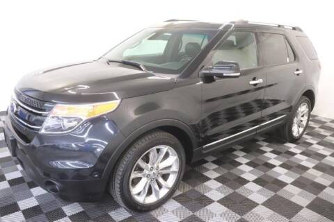 2013 Ford Explorer for sale at AH Ride & Pride Auto Group in Akron OH
