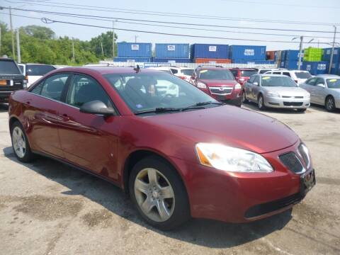 2009 Pontiac G6 for sale at I57 Group Auto Sales in Country Club Hills IL