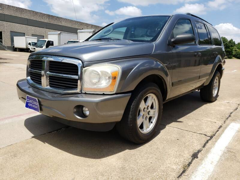 2006 Dodge Durango for sale at ZNM Motors in Irving TX