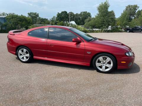 2006 Pontiac GTO for sale at Dussault Auto Sales in Saint Albans VT