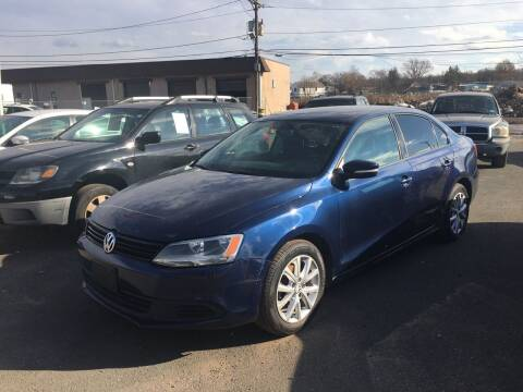 2012 Volkswagen Jetta for sale at Absolute Auto in Middlesex NJ