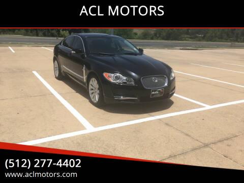 2009 Jaguar XF for sale at ACL MOTORS in Austin TX