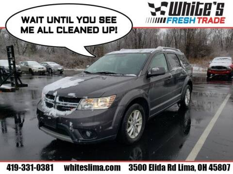2015 Dodge Journey for sale at White's Honda Toyota of Lima in Lima OH