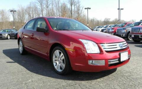 2009 Ford Fusion for sale at Glory Auto Sales LTD in Reynoldsburg OH