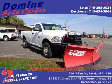 2013 RAM Ram Pickup 2500 for sale at Domine Auto Center in Loyal WI