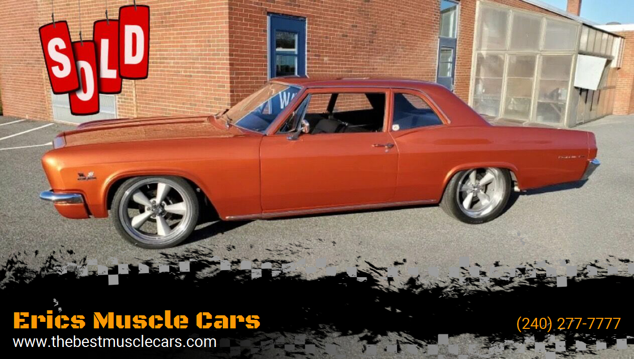 1966 Chevrolet Bel Air SOLD SOLD SOLD