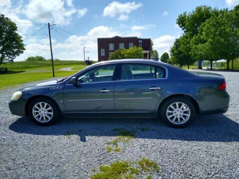2010 Buick Lucerne for sale at Dealz on Wheelz in Ewing KY