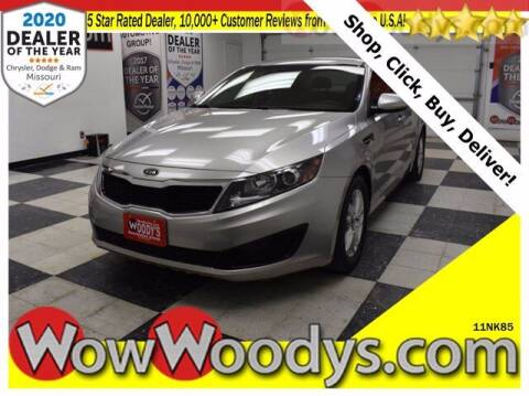2011 Kia Optima for sale at WOODY'S AUTOMOTIVE GROUP in Chillicothe MO