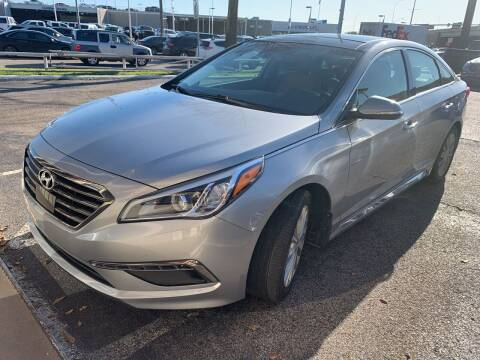 2015 Hyundai Sonata for sale at New Start Auto in Richardson TX