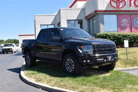 2014 Ford F-150 for sale at BOB ROHRMAN FORT WAYNE TOYOTA in Fort Wayne IN