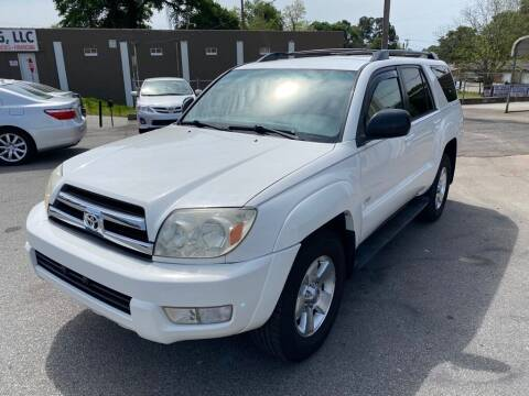 2005 Toyota 4Runner for sale at Brewster Used Cars in Anderson SC