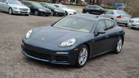 2014 Porsche Panamera for sale at Cars-KC LLC in Overland Park KS