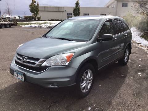 2011 Honda CR-V for sale at Sparkle Auto Sales in Maplewood MN