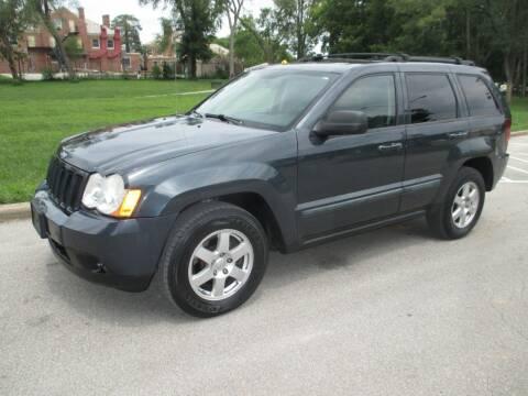 2008 Jeep Grand Cherokee for sale at RENNSPORT Kansas City in Kansas City MO