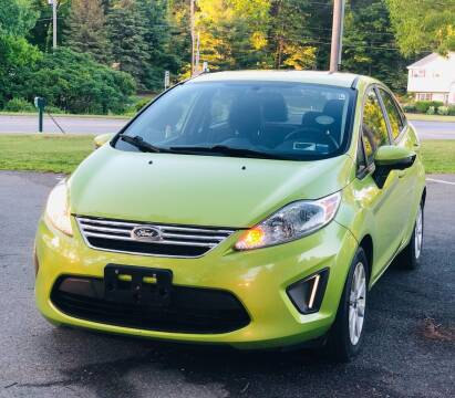 2013 Ford Fiesta for sale at Pak Auto Corp in Schenectady NY