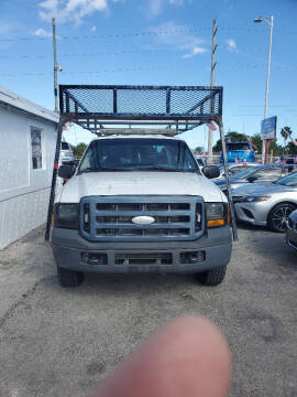 2006 Ford F-250 Super Duty for sale at INTERNATIONAL AUTO BROKERS INC in Hollywood FL