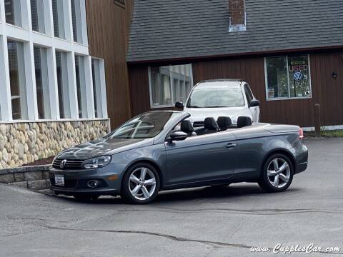 2012 Volkswagen Eos for sale at Cupples Car Company in Belmont NH