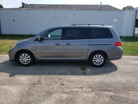 2009 Honda Odyssey for sale at Steve Winnie Auto Sales in Edmore MI
