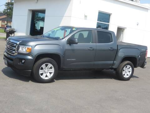 2015 GMC Canyon for sale at Price Auto Sales 2 in Concord NH