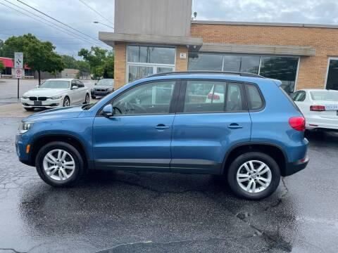 2017 Volkswagen Tiguan for sale at Auto Sport INC in Grand Rapids MI