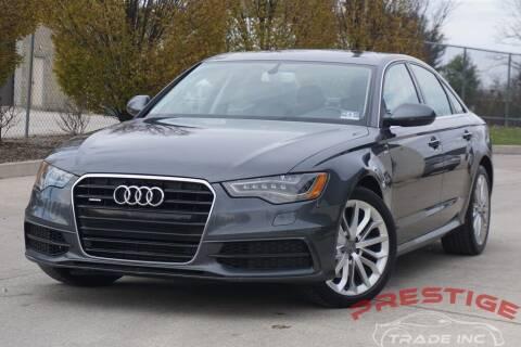 2014 Audi A6 for sale at Prestige Trade Inc in Philadelphia PA